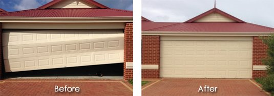 Garage Door Repair Hufsmith TX